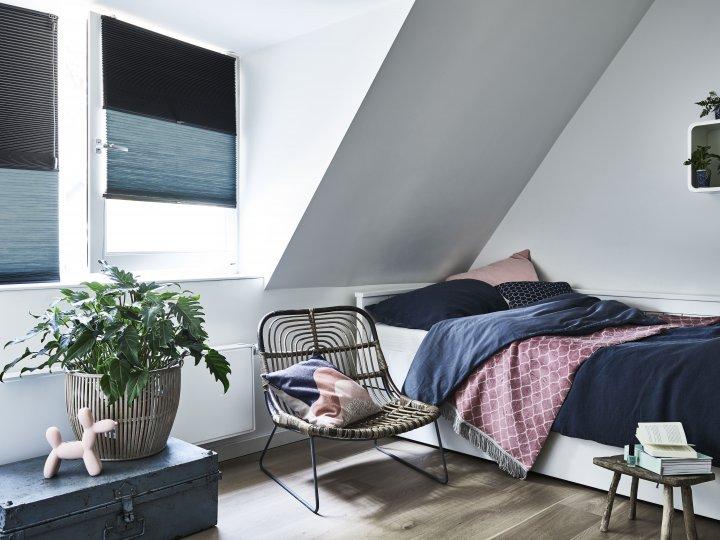 Soveværelse Slider Dupli gardiner  4